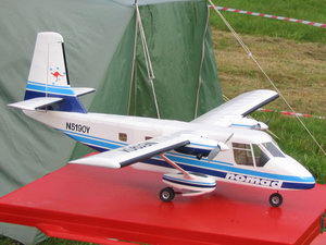 GAF Nomad N22 model by Ian Lever